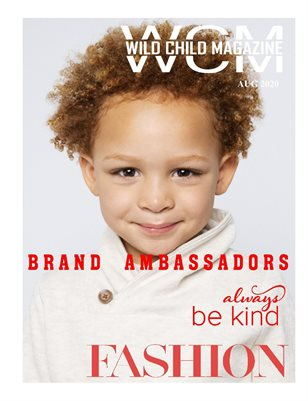 WCM BRAND AMBASSADOR ISSUE 2 AUG 2020