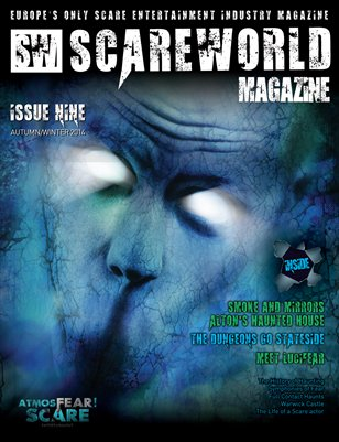 Scareworld Issue 9
