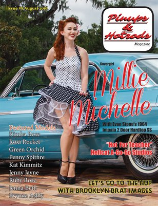Pinups & Hotrods Issue#8
