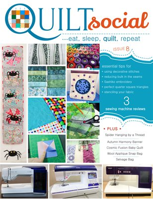 QUILTsocial Issue 8