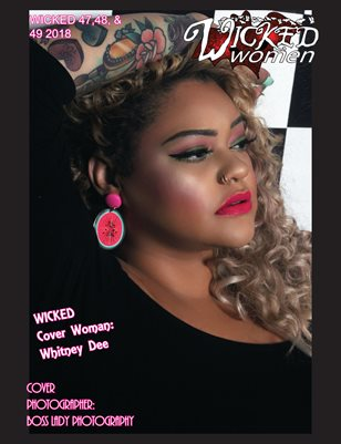 WICKED Women Magazine-WICKED 47, 48, & 49 2018