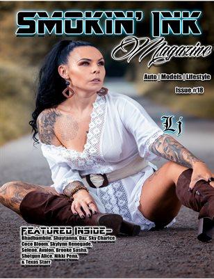 Smokin' Ink Magazine Issue #18 - LJ