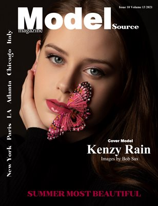Model Source Magazine Issue 10 Volume 13 2021 Summer Most Beautiful Top 50