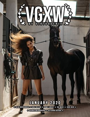 VGXW Magazine January 2020 (Cover 2)