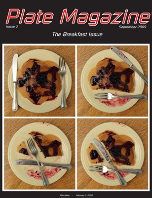 Plate Magazine #2 - The Breakfast Issue