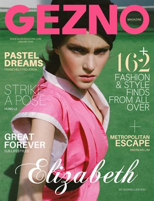 GEZNO Magazine January 2020 Issue #02