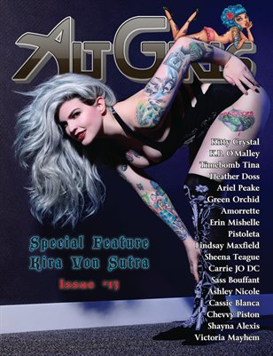 Alt Girls Issue #13