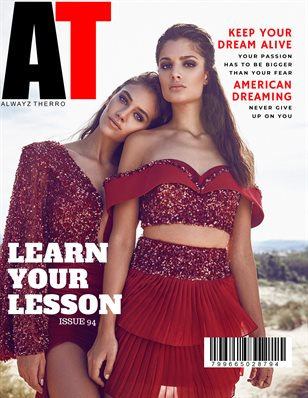 Alwayz Therro - Issue 94 - Learn Your Lesson