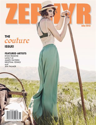 ZEPHYR Magazine - Jul. 2013 [Issue #9]