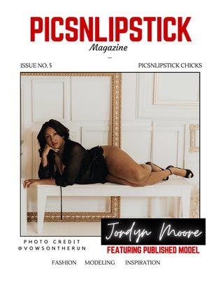 PicsNLipstick Magazine Issue 5