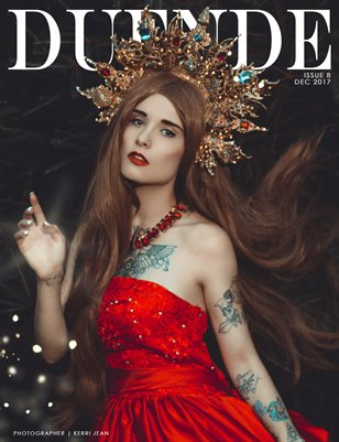 Duende Magazine _ Issue 8 _Scenic Beauties_ ALT COVER