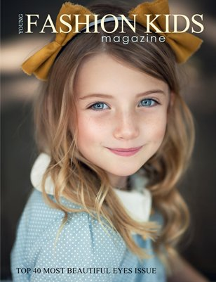 Young Fashion Kids Magazine | MOST BEAUTIFIUL EYES