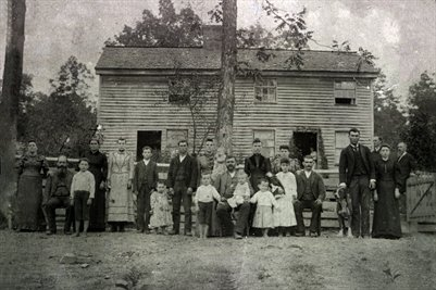 JAMES MONROE RILEY FAMILY