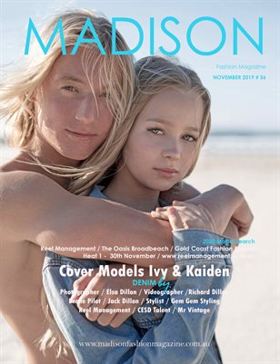 MADISON Fashion Magazine November  2019 # 56