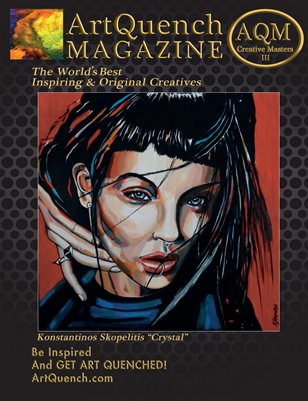 ArtQuench Magazine Creative Masters THREE