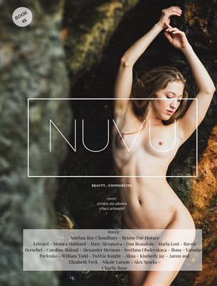 Nuvu Magazine Nude Book 45 Feat. Lucy