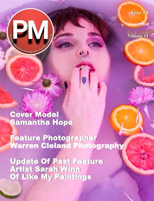 Photog Magazine Issue # 8, Vol 1