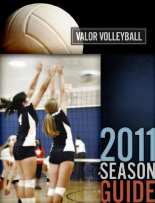 2011 Volleyball Media Guide