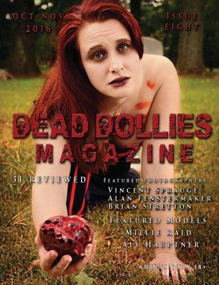 Dead Dollies Magazine Issue 8
