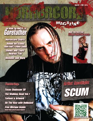 Horrorcore Magazine - Issue 1