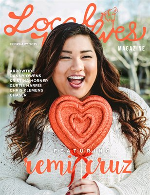 LOCAL WOLVES // ISSUE 22 - REMI CRUZ