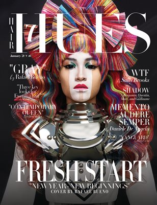 7Hues Hair N'16 – January 2021