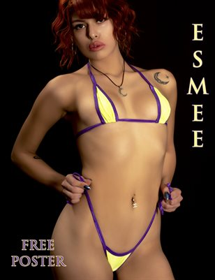 Esmee - Sexy Latina Siren | Bad Girls Club Magazine
