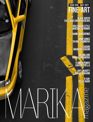 MARIKA MAGAZINE FINE-ART (ISSUE 930 - MAY)