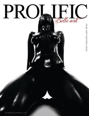 Prolific Belle arti | à un Autre Niveau | 2021 - Variant Cover B