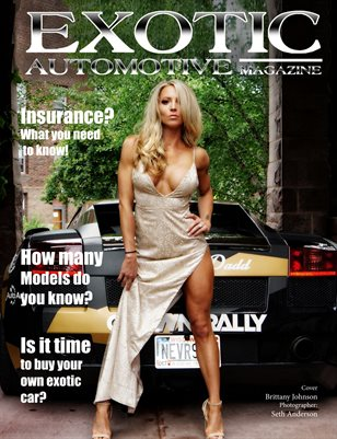 Exotic Automotive Magazine Vol 2