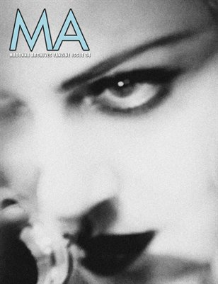 Madonna Archives Fanzine Issue 34