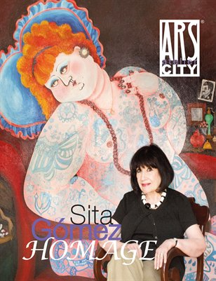 Ars Atelier City - Issue 7 - Sita Gómez | Homage