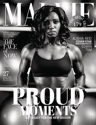 MALVIE Magazine The Artist Edition Vol 179 April 2021