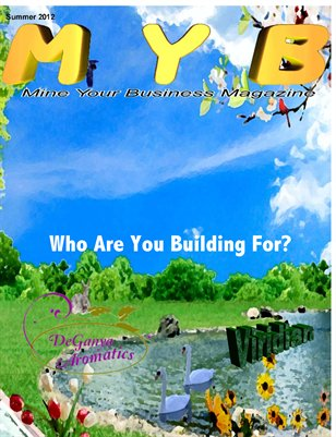 MYB Magazine Summer 2012