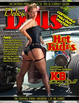 November 2020 Hot Rides KB Cover
