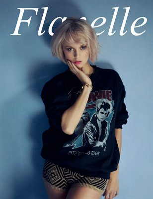 Flanelle Magazine Issue 2 - The Cold Edition