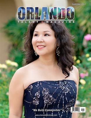 Orlando Talent Magazine September 2017 Edition