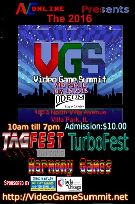 2016 VGS Poster