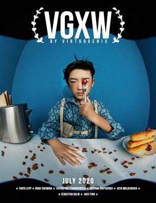 VGXW Magazine - July 2020