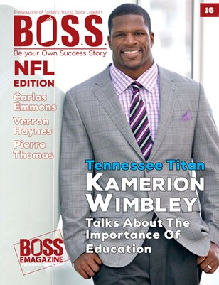 B.O.S.S. eMagazine Issue 16