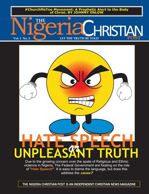 The Nigeria Christian Post: Hate Speech or Unpleasant Truth