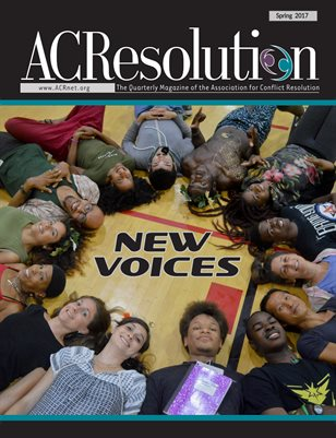 ACResolution Spring 2017 : New Voices