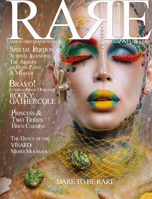 Rare Fashion Magazine Special Edition Nov/Dec 2015