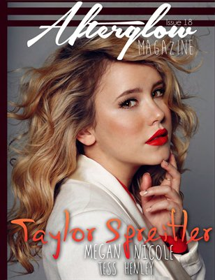 Issue 18/Taylor Spreitler