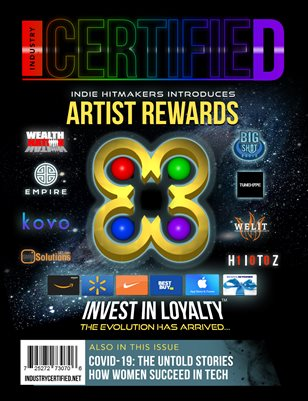 Industry Certified - Volume 3 - Issue 1