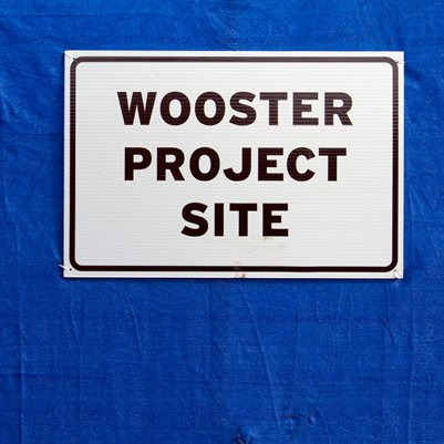 Wooster Project Site