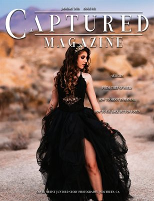 Captured Magazine - Issue 12
