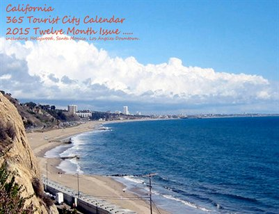 Gary Marshall 365 Tourist City 2015 yearly Calendar