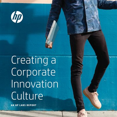 Creating a Corporate Innovation Culture