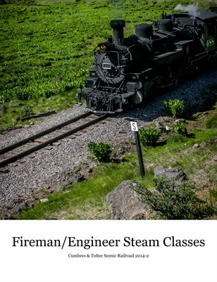 Fireman/Engineer Class June 2014 Part Two